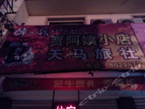 舒城天馬旅社