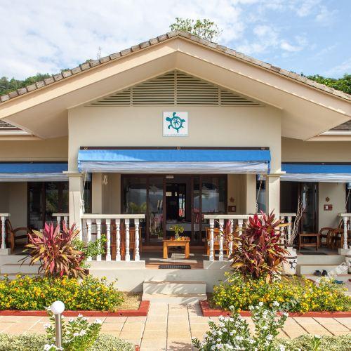 馬埃島瑞萊克斯酒店及餐廳