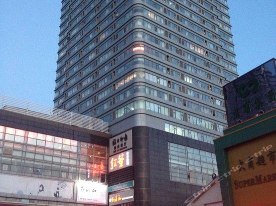 大连星海亿友自助酒店公寓