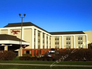 得梅因機場歡朋酒店(Hampton Inn Des Moines Airport)