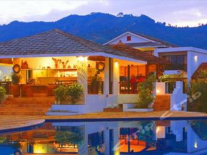 博卡拉香格里拉酒店(Shangri~la Village Resort Pokhara)