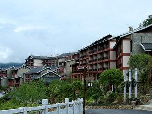 恩施大峽谷女兒寨度假酒店