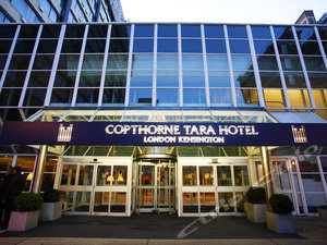 倫敦肯辛頓國敦酒店(Copthorne Tara Hotel London Kensington)