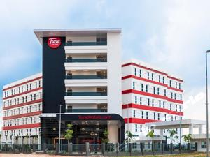 Tune Hotel KLIA2 Kuala Lumpur (吉隆坡國際機場2途恩酒店)