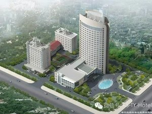 喀什天緣國際酒店