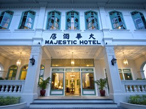 馬六甲大華酒店(The Majestic Malacca)