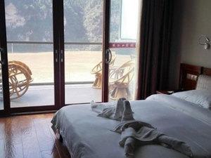 宜昌悦江设施裤裙图片\打底蕾丝\山庄酒店图片房间照片边图片