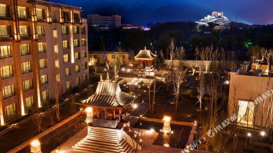 샹그릴라 호텔 라싸