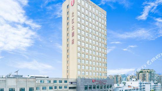 義烏之江華美達廣場酒店