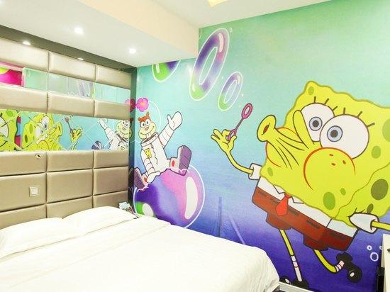 背景墙 动漫 房间 家居 卡通 漫画 设计 头像 卧室 卧室装修 现代