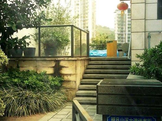 广州温泉四层豪华独栋度假别墅图片 房间照片 设施图片