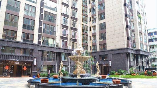 彭州牡丹雲錦公寓酒店