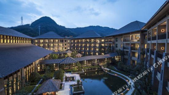 杭州臨安湍口眾安氡温泉度假酒店