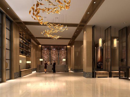 三亚双大国际酒店公共区域