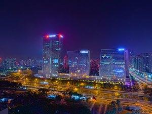 深圳大中華希爾頓酒店