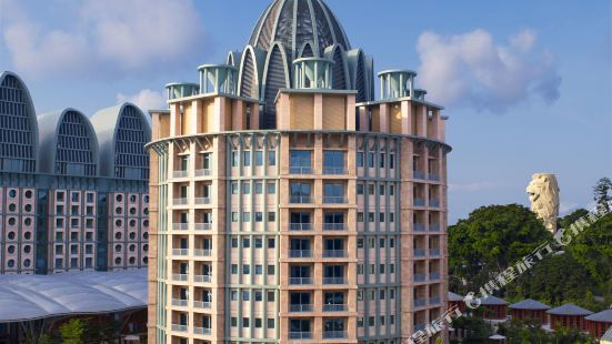 Resorts World Sentosa - Crockfords Tower Singapore
