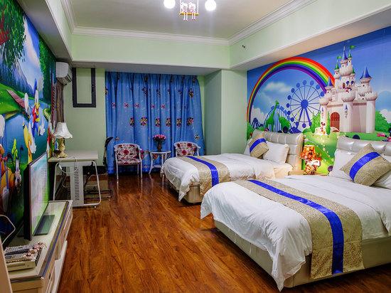 广州长隆快乐时光儿童主题酒店式公寓