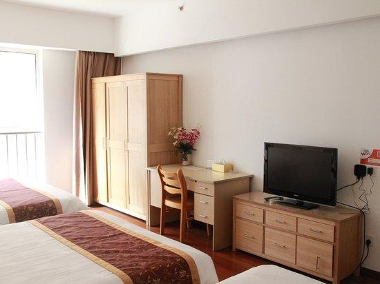 青岛都市家度假公寓(原安客瑞度假酒店石老人风景区店