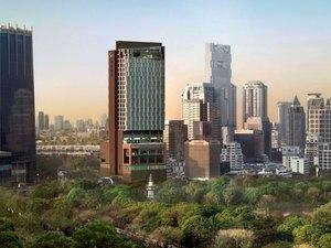 索菲特曼谷特色酒店(SO Sofitel Bangkok)