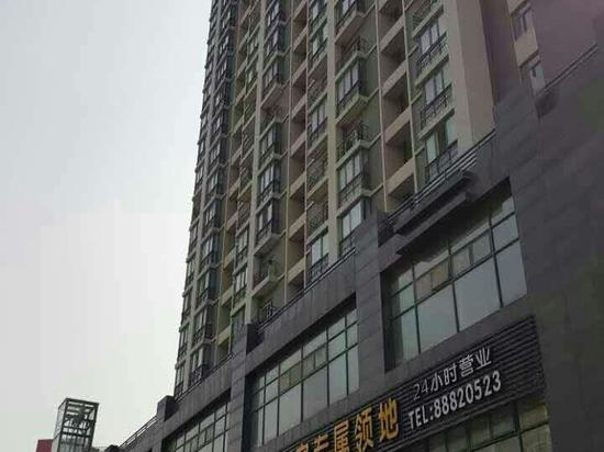 西安小寨家庭公寓图片 房间照片 设施图片图片