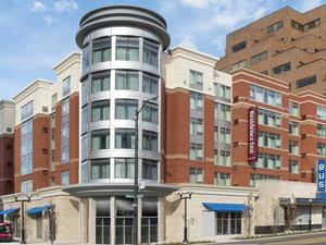 安阿伯市中心Residence Inn酒店(Residence Inn Ann Arbor Downtown)