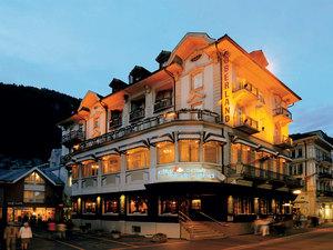 因特拉肯瑞士高地城市優質酒店(City Oberland Swiss Quality Hotel)