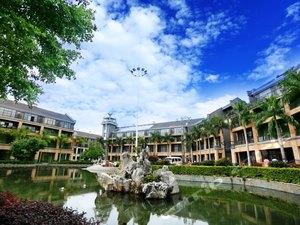 弥勒山水庄园酒店1晚(近湖泉公园)【拥有超1万平方米庄园的性价比酒店】