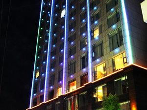 銅仁烏江酒店