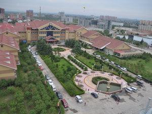 楊凌鑫誠田園山莊酒店