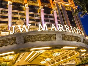 澳門JW萬豪酒店 (JW Marriott Hotel Macau)
