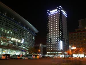 東恒INN釜山站一號店(Toyoko Inn Busan Station 1)