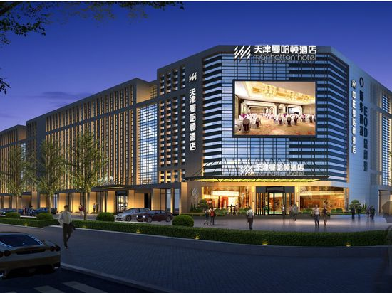 "html"" name=""needtracecode"" data-dopost=""t"" >天津曼哈顿酒店外观"