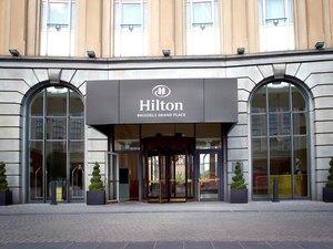 布魯塞爾大廣場希爾頓酒店(Hilton Brussels Grand Place)