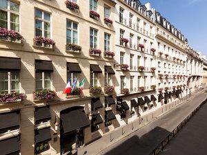 巴黎卡斯蒂耶酒店(Hotel Castille Paris)