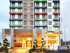 新山V8酒店(V8 Hotel Johor Bahru)
