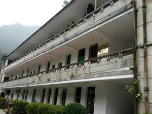 郴州莽山公園內家庭住宿
