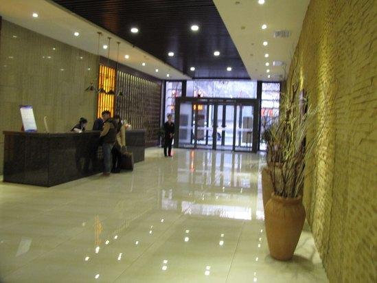 延安大学和颐酒店预订价格,联系电话 位置地址