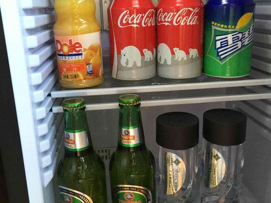 冰箱瓶子简笔画
