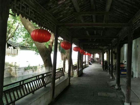 中国古砖瓦博物馆,昆山中国古砖瓦博物馆攻略/地址图片