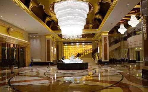 度假酒店电梯厅