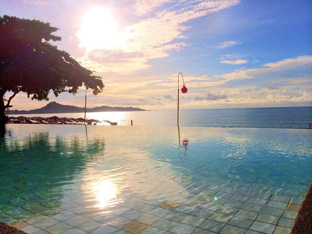苏梅岛拉迈万塔度假酒店(lamai wanta beach resort koh samui)点评