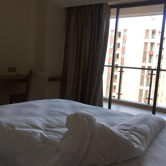 阳西沙扒沙巴岛海湾酒店点评