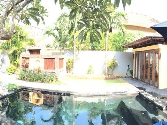 巴厘岛巴厘库海滨豪华私人泳池别墅酒店点评