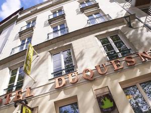 國際之家杜克斯納(Logis Hôtel Duquesne)