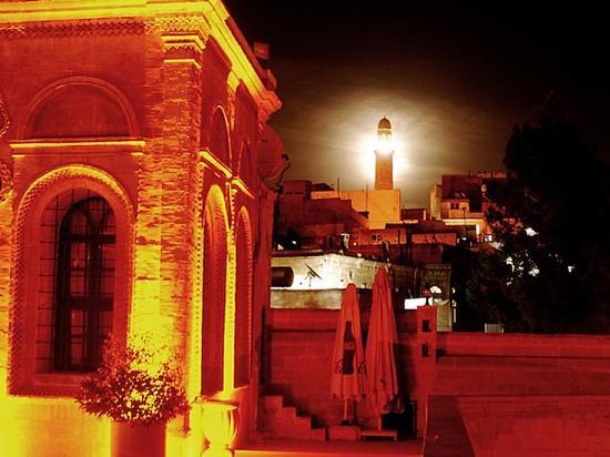 Mardin merkezi otelleri - Antik Tatlıdede Konağı Mardin