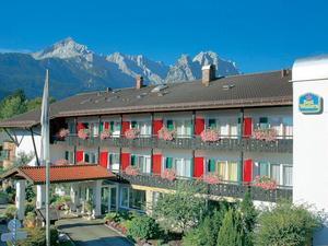 奧貝爾穆勒4*S貝斯特韋斯特酒店(Best Western 4*S Hotel Obermühle)