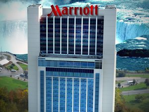 尼亞加拉瀑布逍遙游萬豪酒店(Niagara Falls Marriott Gateway on the Falls)