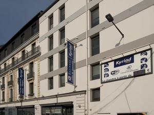第戎尼斯火車站酒店(Kyriad Dijon Gare)
