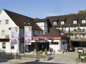 特勞布餐廳酒店(Hotel-Restaurant Traube)