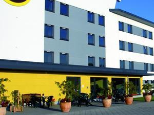 埃爾朗根住宿加早餐酒店(B&B Hotel Erlangen)
